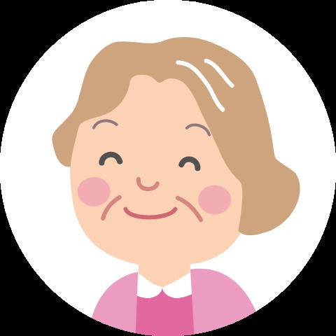 88歳 女性の声