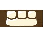 入れ歯の作成や修理、調整